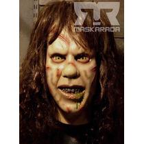 Máscaras Látex Exorcista Diablo Don Corlone Terror Disfraz