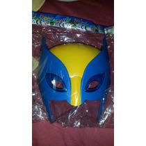 Máscara De Wolverine Con Luz