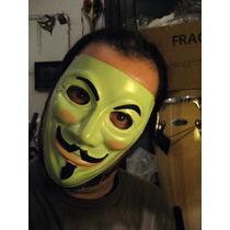 Mascara De Vendetta De Cotillon Económica! V De Venganza, Fx