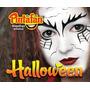 Maquillaje Para Halloween - Maquillaje Pinta Fan