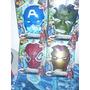 Mascaras Avengers/vengadores Hulk, Thor, Iron Man, Capitan A