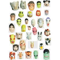 Mascaras Caretas De Goma Eva