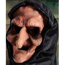 Nariz Latex Gruesa Grande De Bruja Calidad No Mascara Terror