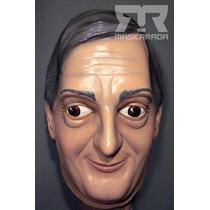 Máscaras Látex Nestor Kirchner Cristina Presidente Políticos