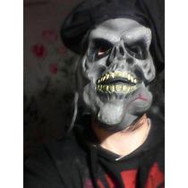 Máscara De Terror Látex (creepy)