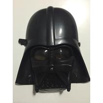 Mascara Darth Vader Plastica Star Wars Oferta!!!