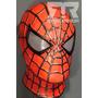 Máscaras De Látex Spiderman Venom Disfraz Halloween