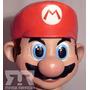 Máscaras Kratos Mario Bros Scorpion Juegos Disfraz Halloween