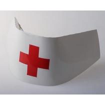 Cofia Plástica De Enfermera - Accesorio Disfraz De Enfermera