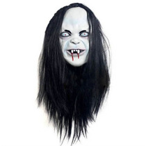 Mascara Latex Terror Vampiro Broma Cumple Chasco Disfraz