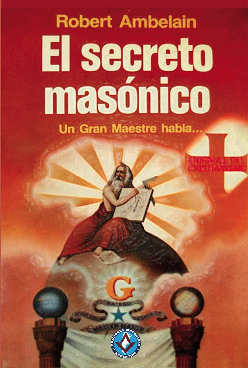 El secreto  Masónico .  Robert Ambelain Masoneria-el-secreto-masonico-robert-ambellain-23376-MLA20246703189_022015-F