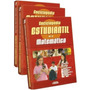 Enciclopedia Estudiantil De Las Matemáticas (3 Tomos + 1 Cd)