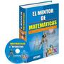 El Mentor De Matemáticas Incluye Cd Ed Oceano