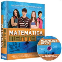 Libro: Matemática Mente 2000 Problemas Para Aprender Con Cd