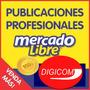 Plantillas Mercado Libre Y Recursos De Venta-descarga Ya