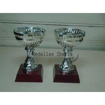 Copas De Metal Premios Chapa Grabada En Metal