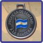 Medalla 33mm Pasacinta Promesa A La Bandera