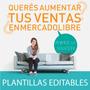 Diseño De Plantilla Hd Editable Mercadolibre - Mercado Libre