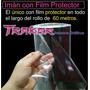 Rollo Plancha De Imán 0,31x1mts Flexible Publicitario Traker