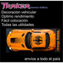 Vinilos Colores Lg Importado 61x1m Ploteos Autos Negro Mate