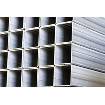 Caño Estructural 80 X 80 X 2,00mm (barra X 6 Mtrs)