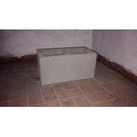 Bloque Ladrillo Hormigon Cemento 20x20x40