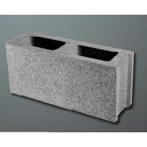 Bloque Ladrillo Hormigon Cemento 13x20x40