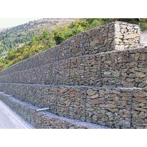 Gaviones De Alambre - Muros De Contencion