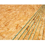 Placa Osb Fenolico 9,5mm 1,22 X 2,44 Mts, Casi 10mm ¡oferta!
