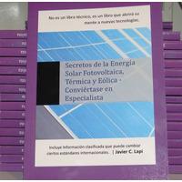 Libro Energía Solar Y Eólica Mas Un Panel Solar Envio Gratis
