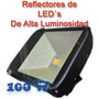 Reflector Led De Alta Luminosidad De 100 Watts 220v Ext/int