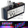 Flash Estroboscópico Rgb 18 Leds, Luces Led Audioritmicas Dj