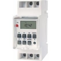 Timer Temporizador 12v Panel Solar - Eolico - Riego - Luces