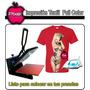 Vinilo Textil Termotransferible Impreso Fulcolor1x50cm Pixel