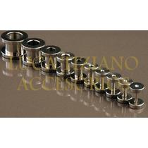 Piercing Expansores De Acero Quirurgico 1mm