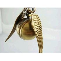 Reloj Collar Harry Potter Quidditch Ball Snitch Varios Tonos