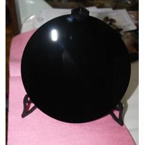 Espejo Obsidiana 17 Cm