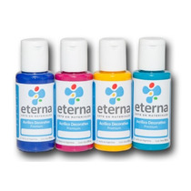 Acrílico Decorativo Eterna X50ml.x6u. Distribuidor Pie