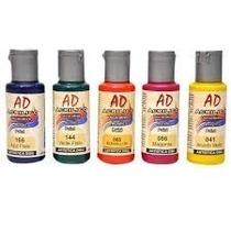 Acrilicos Ad X 24 Unidades. Amplio Stock.