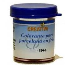Colorante Pigmento Para Porcelana Fria Creativa