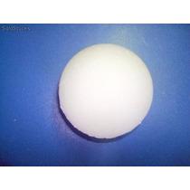 Esfera Telgopor N10 X 10/u (10cm) Envio A Todo El Pais