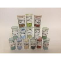 Pigmentos Para Porcelana X 10 Unidades, Importados