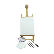 Set Acuarela D.k Paiting Carton (3701)