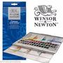 Acuarelas Cotman Pastillas Set X45 Colores Winsor & Newton