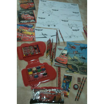 Kit De Pintura, Disney Cars Y Aviones, Imperdible!