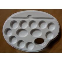Aifa Paleta Plastico Soplado Mezcladora De 12 Espacios Ch