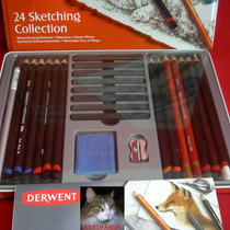 Sketching Collection X 24 - Derwent - Zona Obelisco