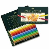 Lapices Color Faber Castell Polychromos X 12 (14997)