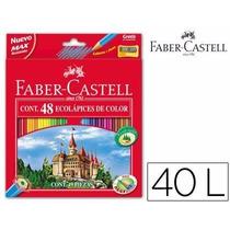 Lapices De Colores Faber Castell X 48