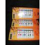 3 Cajas X12 Pomos De 12 Ml De Acrílicos De Colores